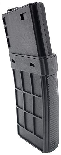 SportPro  3 SportPro CYMA 450 Round Polymer Thermold Waffle High Capacity Magazine for AEG M4 M16 Airsoft - Black