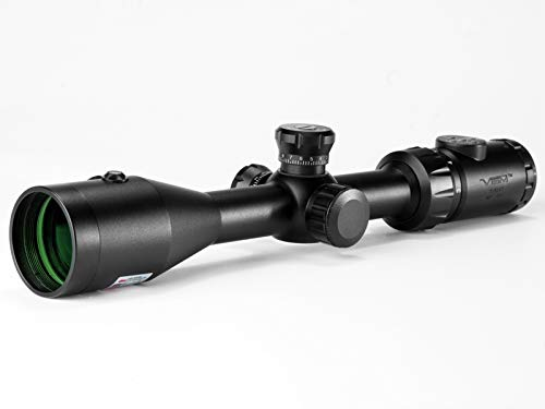 Marcool  1 Marcool AK Riflescopes 3-18x50 FFP HD Glass Aim Red Dot Tactical Hunting Optical Sight Rifle Scope