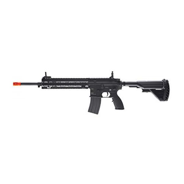 Wearable4U Airsoft Rifle 5 Umarex Elite Force Heckler&Koch HK M27 IAR AEG Electric Airsoft Rifle Gun with Avalon Gearbox with Wearable4U Bundle