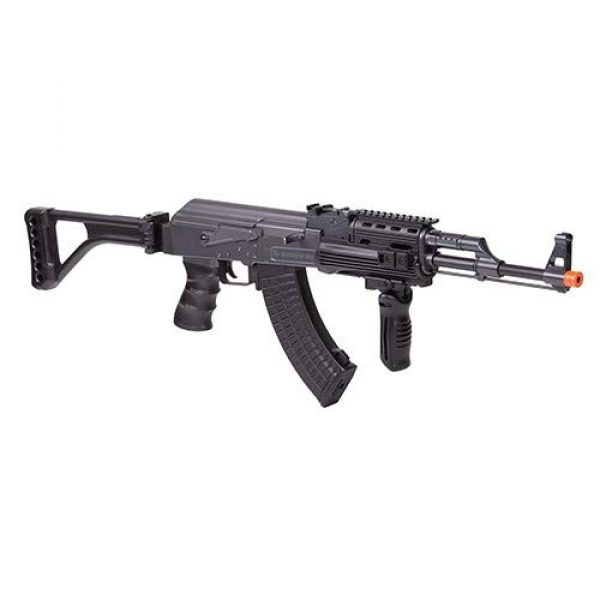 Game Face Airsoft Rifle 1 GameFace GFAR Insurgent AEG Electric Full/Semi- Auto Airsoft Rifle With Battery And Charger
