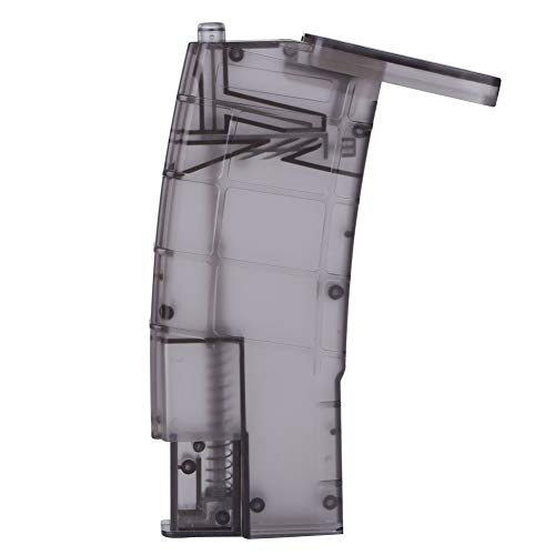 Will Outdoor  4 Will Outdoor Paintball Plastic BB Loader 500 Rounds Tactical Military BB Loader Hunting Accessories