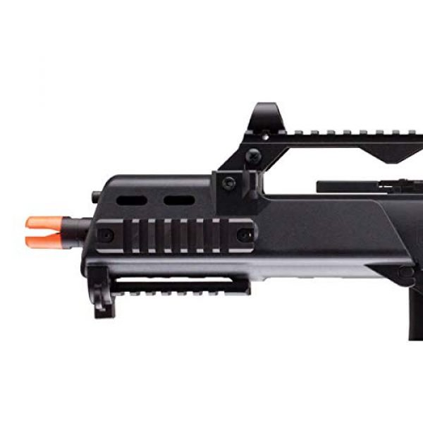 Wearable4U Airsoft Rifle 4 Wearable4U Umarex HK H&K G36C AEG Electric by KWA Elite 6mm BB Rifle Airsoft Gun Pack of 1000 6mm BBS Bundle