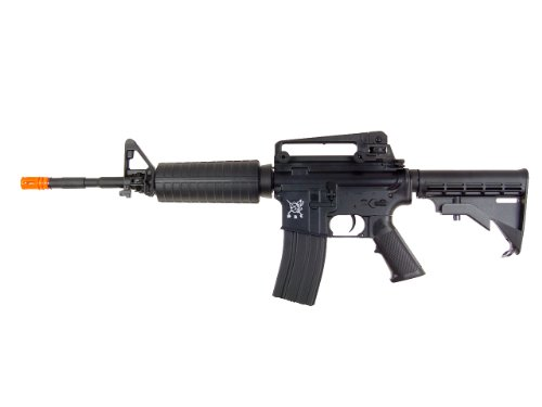 SRC  1 src aeg-m4a1 semi/full auto nimah/charger included-metal gb/blk(Airsoft Gun)