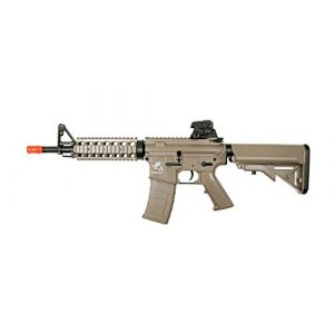 SRC Airsoft Rifle 1 src aeg-the dragon sr4a1ris nimah/charger included-metal gb(Airsoft Gun)