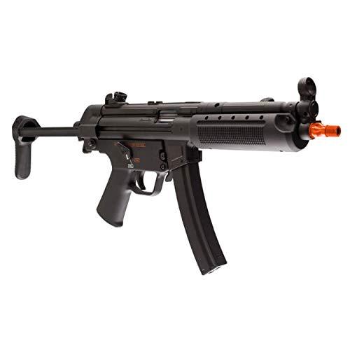 Wearable4U  4 Umarex HK Heckler&Koch MP5 A5 Elite Series AEG Electric Automatic 6mm BB Rifle Airsoft Gun with Wearable4U Bundle