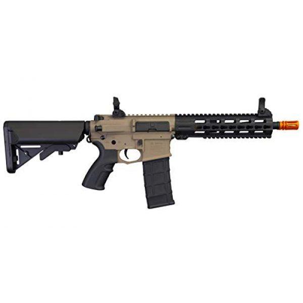 Tippmann Airsoft Airsoft Rifle 1 Tippmann Commando CQB AEG Airsoft Rifle - Desert