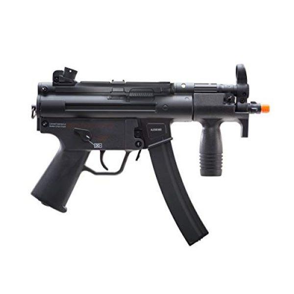 Wearable4U Airsoft Rifle 3 Wearable4U Umarex HK MP5K BB Airsoft Rifle AEG Electric Black, Multi Bundle