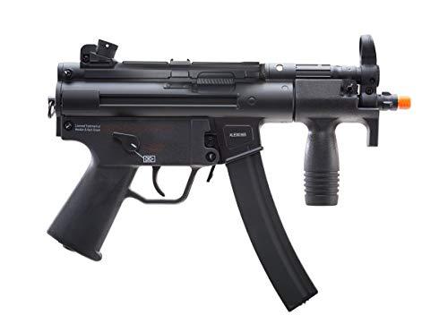Wearable4U  2 Wearable4U Umarex HK MP5K BB Airsoft Rifle AEG Electric Black