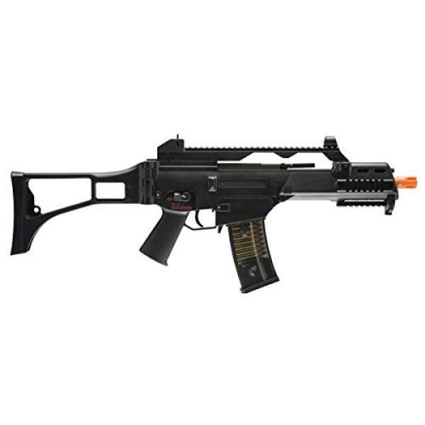 Elite Force Airsoft Rifle 4 Elite Force HK Heckler & Koch G36 C AEG Automatic, Black