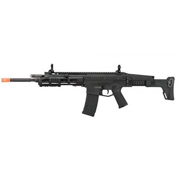 Lancer Tactical Airsoft Rifle 1 Lancer Tactical WE MSK Open Bolt Gas Blowback GBBR Airsoft Rifle Black
