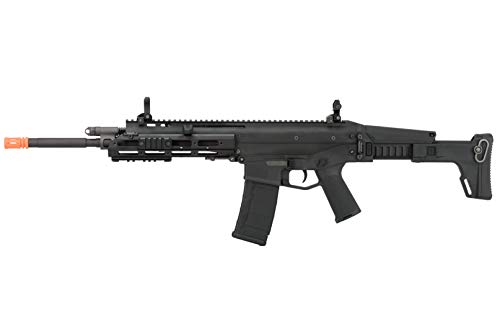 Lancer Tactical  1 Lancer Tactical WE MSK Open Bolt Gas Blowback GBBR Airsoft Rifle Black