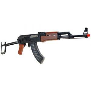 SRC Airsoft Rifle 1 src sport series ak47 aeg metal airsoft rifle(Airsoft Gun)