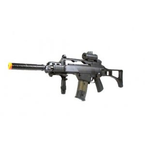 Double Eagle Airsoft Rifle 1 Double Eagle X36 M85 Fully Automatic Airsoft Electric Gun