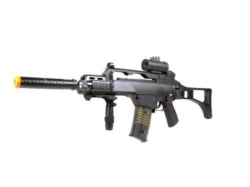 Double Eagle  1 Double Eagle X36 M85 Fully Automatic Airsoft Electric Gun