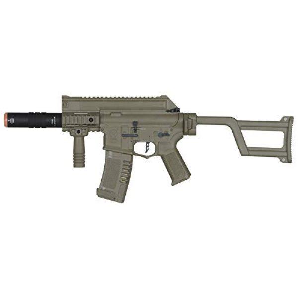 Umarex Airsoft Rifle 1 Amoeba AM-005 AEG Automatic 6mm BB Rifle Airsoft Gun, FDE