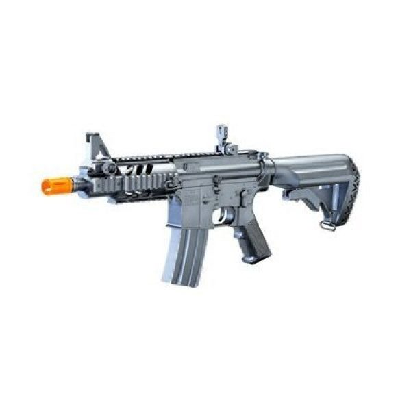 Double Eagle Airsoft Rifle 6 2011 315-fps Airsoft Rifle m16/m4 Style red dot Version 1 1 Double Eagle cqb 614 aeg Full auto Rifle Electric Airsoft Gun Airsoft Rifle Gun Assault Rifle Gun(Airsoft Gun)