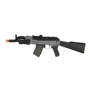 Velocity Airsoft Airsoft Rifle 1 cyma cm037 ak-47 beta spetsnaz electric airsoft gun full metal fps-350(Airsoft Gun)