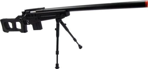 Prima USA  1 well mb4408b bolt action spring airsoft sniper rifle with bipod 390 fps(Airsoft Gun)