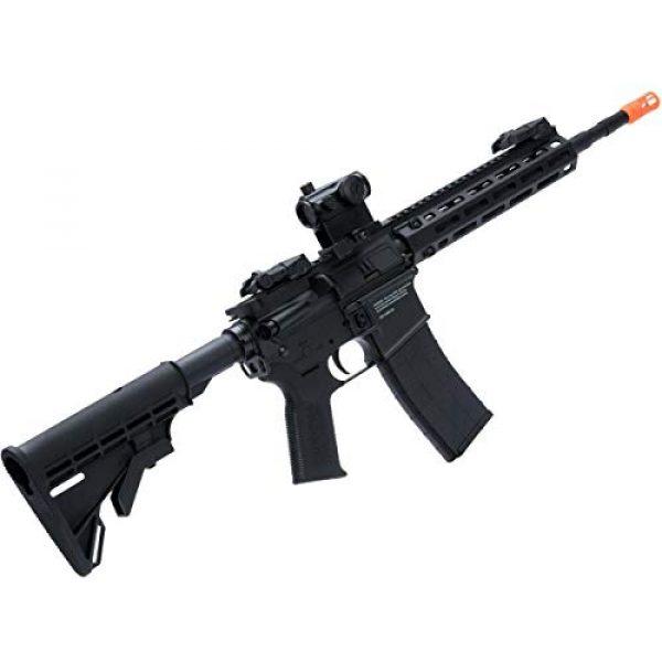 Tippmann Airsoft Airsoft Rifle 2 Tippmann Airsoft Marker 94160 - Orange Tip Semi/Full 366-400 fps 1.5j USA