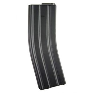 DBoys Airsoft Gun Magazine 1 DBoys Airsoft 125rd Extended M4 / M16 Metal Mid-Cap Mag - For AGM, CA, DBoys, Echo 1, G&G, ICS, JG, KWA, and SRC M4/M16 AEGs