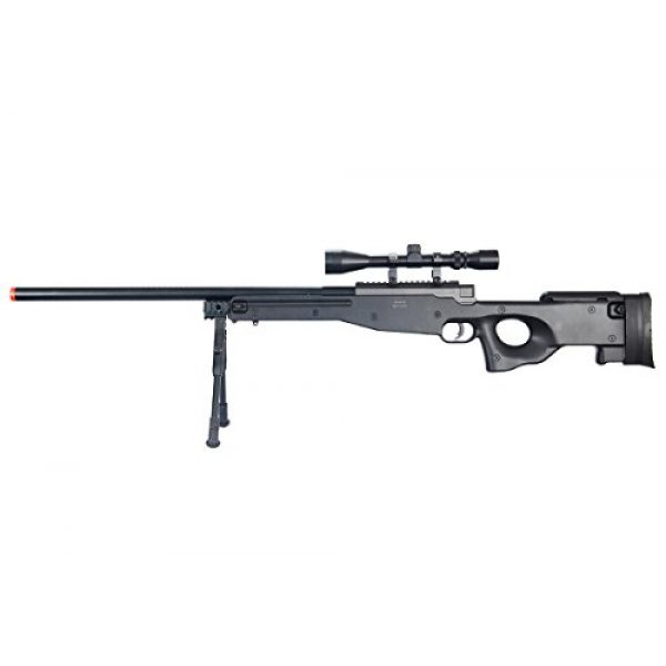 Well Airsoft Rifle 1 Well Airgunplace MB01 High Powered Pro Airsoft Sniper Rifle L96 Style