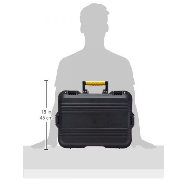 Plano Pistol Case 4 Plano All Weather Pistol Case | Durable Pistol Storage and Premium Protection During Travel