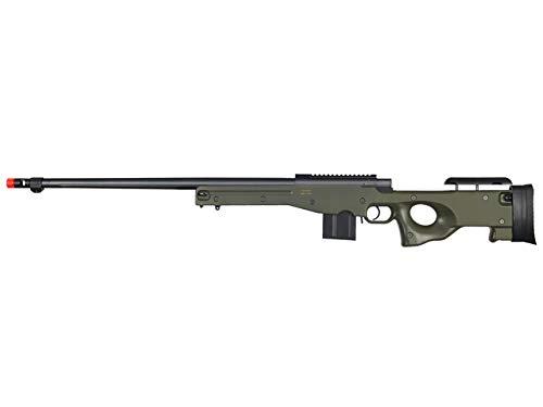 Well  1 Well MB4402 Airsoft Sinper Rifle - OD Green