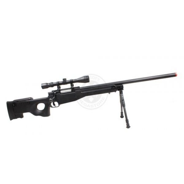 Well Airsoft Rifle 4 Wellfire mk96 bolt action awp sniper rifle w/ 3-9x40 scope and bipod(Airsoft Gun)