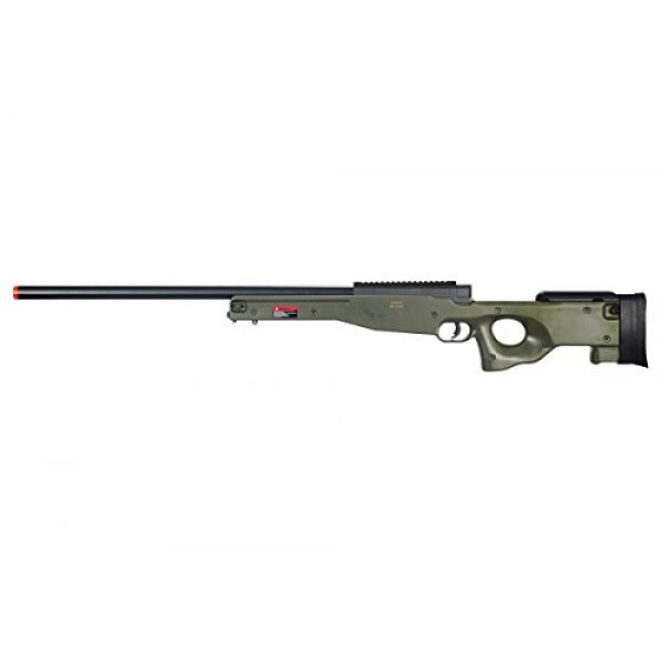 Well Airsoft Rifle 1 Well L96 AWP Bolt Action Airsoft Sniper Rifle