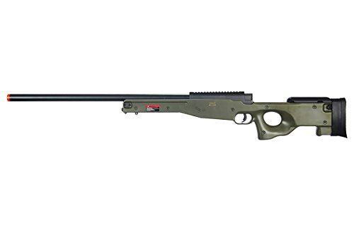 Well  1 Well L96 AWP Bolt Action Airsoft Sniper Rifle