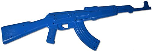 Ring to Cage  1 Ring to Cage Demonstrator Training Plastic Blue AK-47 Blue Gun