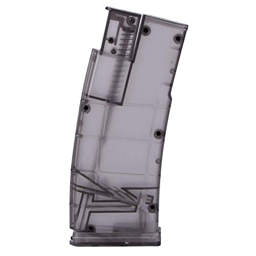 Will Outdoor  1 Will Outdoor Paintball Plastic BB Loader 500 Rounds Tactical Military BB Loader Hunting Accessories