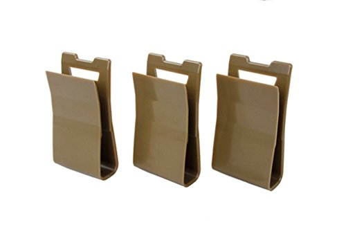 TMC  2 TMC Nylon Magazine Pouch Insert Set (CB) for Tactical Airsoft Hunting Game