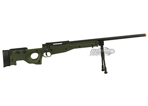 Bravo!  5 Bravo Full Metal MK98 Bolt Action Sniper Rifle (OD/Bipod Package)