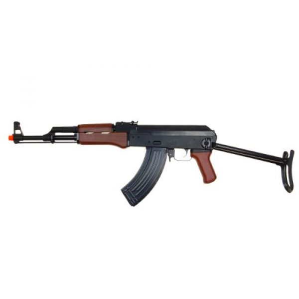 SRC Airsoft Rifle 1 src aeg-a7 folding semi/full auto nimah/charger included-metal gb(Airsoft Gun)