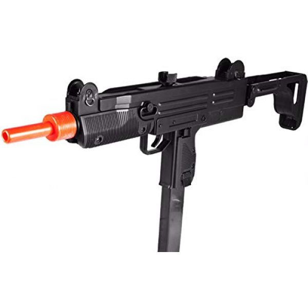 Airsoft Airsoft UZI AEG 2 AirSoft Full Automatic Uzi AEG Gun SMG Electric D91 Auto Machine Pistol CQB