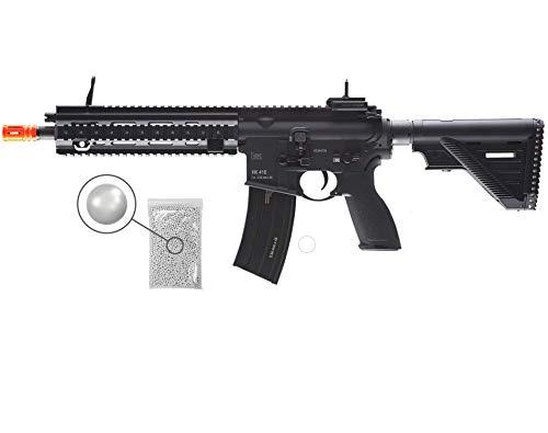 Wearable4U  1 Umarex Elite Force HK Heckler & Koch 416 A5 AEG Electric Automatic 6mm BB Rifle Airsoft Gun with Wearable4U Bundle