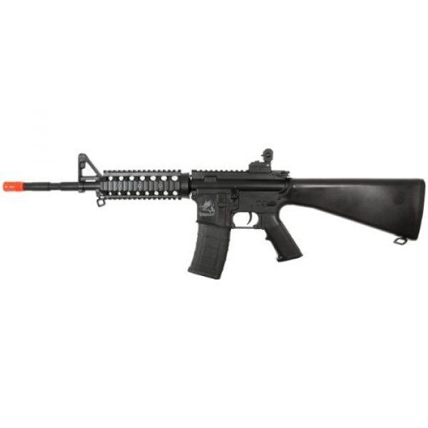 SRC Airsoft Rifle 4 src dragon sport series sr16 metal gb aeg rifle(Airsoft Gun)