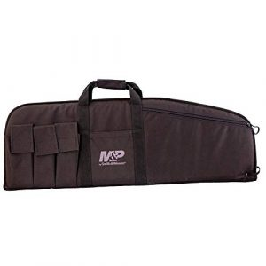 Smith & Wesson Rifle Case 1 M&P by Smith & Wesson Duty Series Gun Case Padded Tactical Rifle Bag for Hunting Shooting Range Sports Storage and Transport