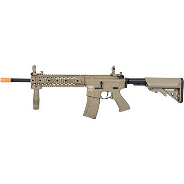 Lancer Tactical Airsoft Rifle 1 Lancer Tactical LT-12 ProLine Series M4 EVO Airsoft AEG Rifle Low FPS TAN