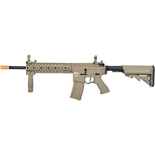 Lancer Tactical  1 Lancer Tactical LT-12 ProLine Series M4 EVO Airsoft AEG Rifle Low FPS TAN