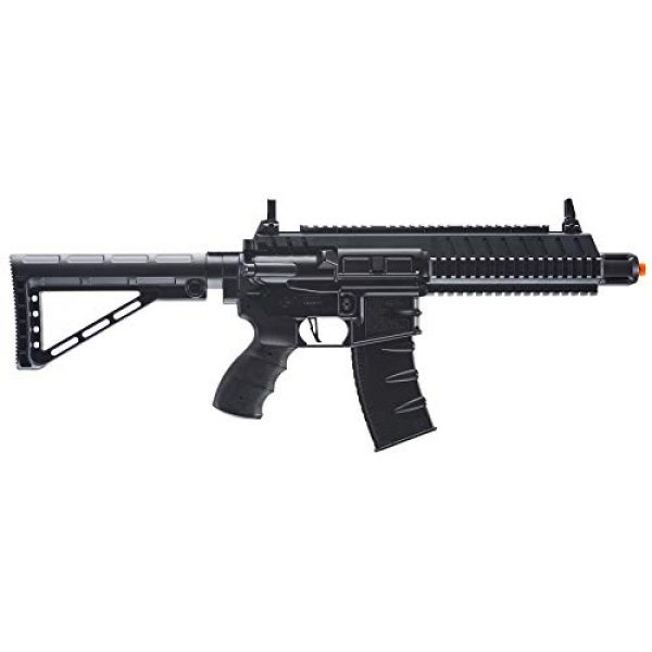 Elite Force Airsoft Rifle 4 Elite Force Tactical Force TF CQB 6mm BB Rifle Airsoft Gun, Standard Action, Multi, One Size (2278990)