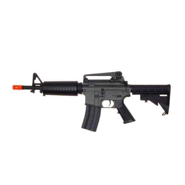 Jing Gong (JG) Airsoft Rifle 1 JG aeg-m733/retractable stock nicads/charger included-metal g-bx(Airsoft Gun)
