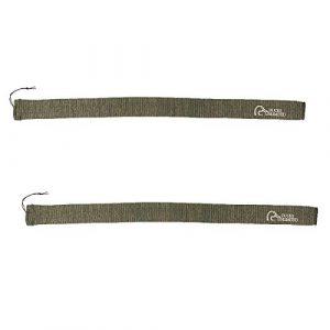 "Allen Company Rifle Case 1 Allen 52"" Knit Gun Sock, Silicone Treated (2 Pack)"