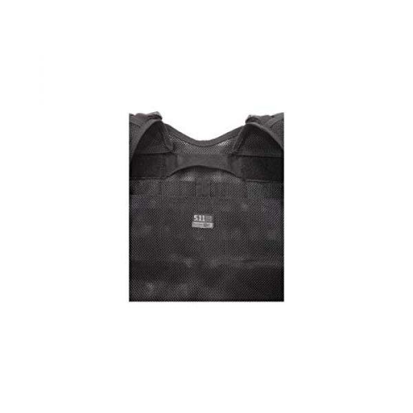 5.11 Airsoft Tactical Vest 3 5.11 LBE Vest Black, Regular