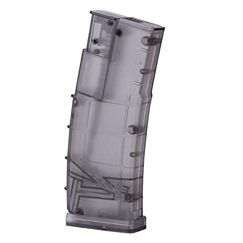 Will Outdoor  6 Will Outdoor Paintball Plastic BB Loader 500 Rounds Tactical Military BB Loader Hunting Accessories