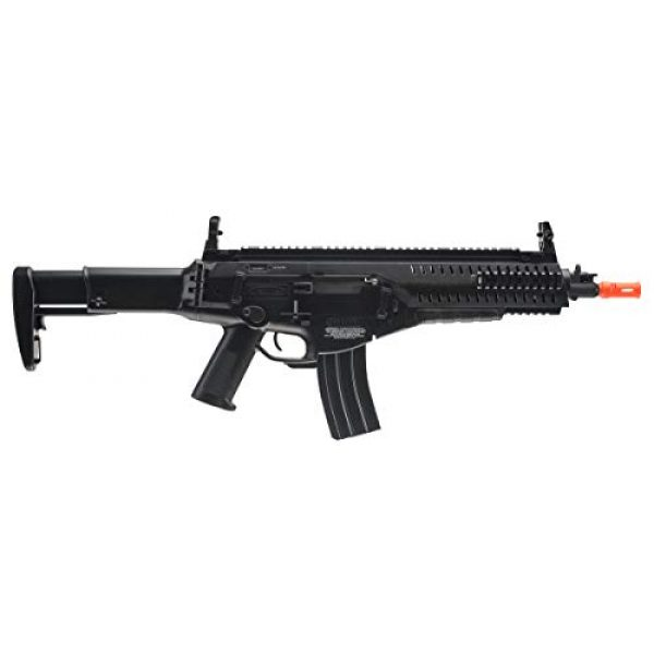 Elite Force Airsoft Rifle 2 Elite Force Beretta Arx 160 AEG Automatic 6mm BB Rifle Airsoft Gun, Arx 160 Competition, One Size, Black (2274082)