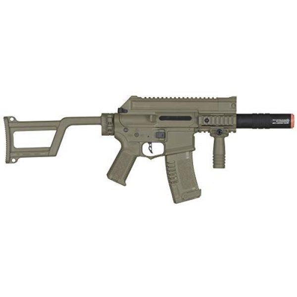 Umarex Airsoft Rifle 2 Amoeba AM-005 AEG Automatic 6mm BB Rifle Airsoft Gun, FDE
