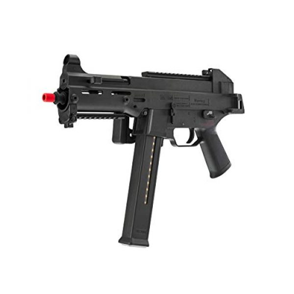 Wearable4U Airsoft Rifle 5 Umarex HK Heckler&Koch UMP Elite AEG Electric Gen2 Automatic 6mm BB Rifle Airsoft Gun with Wearable4U Bundle