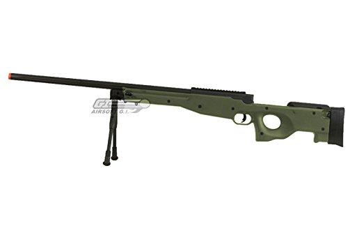 Bravo!  4 Bravo Full Metal MK98 Bolt Action Sniper Rifle (OD/Bipod Package)